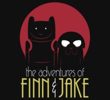 The Adventures of Finn and Jake shirt phone ipad case mug poster Kids Clothes