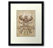 Victory or Death Framed Print