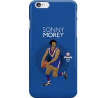 Sonny Morey (Central Districts) on Norsworthy Blue iPhone Case/Skin