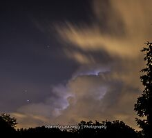Lightning Within The Clouds by BLaskowsky