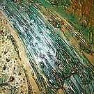 TRANSITION ~ VERTDIGRIS #1 by LacewingDesign