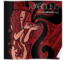 Songs About Jane Poster