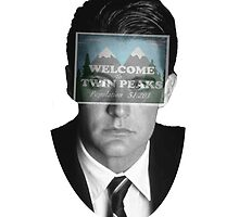 Welcome to Twin Peaks 2 by lewigie