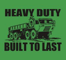 HEAVY DUTY by IMPACTEES