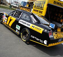 Matt Kenseth - #17 DeWalt COT by Jess Fleming