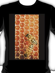 Honeycomb iPhone / Samsung Galaxy Case T-Shirt