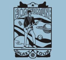 Fitz Fortune: Galaxy Tour by cosmiccelery