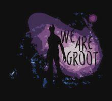 We are Groot by Jijarugen