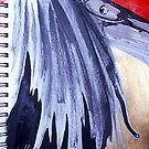 blazen raven by arteology