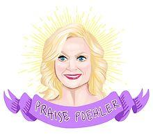 Praise Poehler by ebozone