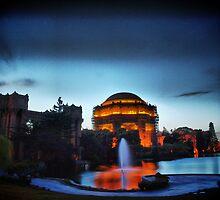 Night at the Palace by Gary Rondez