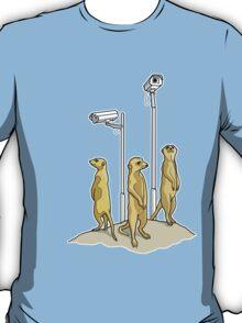 Meerkat CCTV T-Shirt
