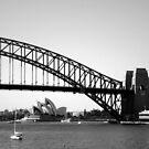 Sydney Harbour by Vee T