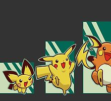 Pika path by Arry