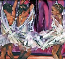 Little Ballerinas by Claire McCall
