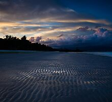 sand pattern dawn by gashwen