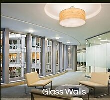 Attractive Glass Wall for Office Architecture Design- Transwall by Transwall