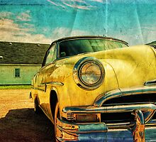 Vintage Pontiac by Paola Jofre