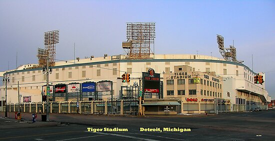 Tiger Stadium by jhell2