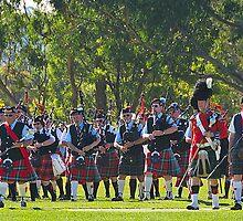 Brigadoon Series - 31st Highland Gathering by Philip Johnson