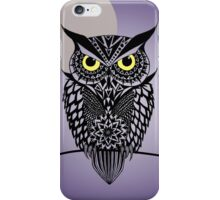 owl 1 iPhone Case/Skin