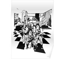 Busting Ghosts (Redada Fantasma) Poster