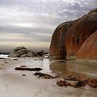 A barren beach... by Paige