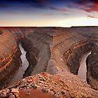 San Juan River Goosenecks by Nolan Nitschke