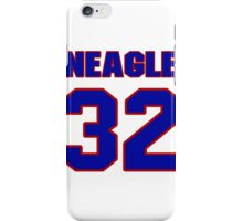 National baseball player Denny Neagle jersey 32 iPhone Case/Skin