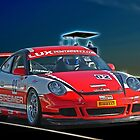 Porsche GT2 'On Track' by DaveKoontz