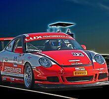 Porsche GT2 'On Track' by DaveKoontz