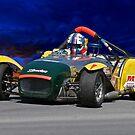 Lotus 'Super 7' Roadster by DaveKoontz