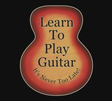 Learn To Play Guitar by mayala