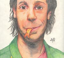 Actor Dana Carvey by Dylan Mazziotti