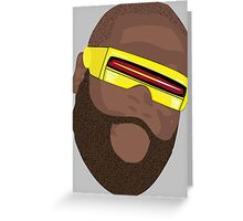 Boss Cyclops Greeting Card