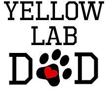 Yellow Lab Dad by kwg2200