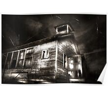 School House Rot Poster