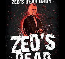 Zed's Dead - Pulp Fiction by rikovski