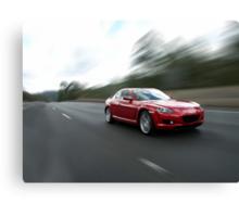 Mazda RX8 Canvas Print