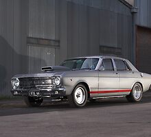 Ford XR Falcon by John Jovic