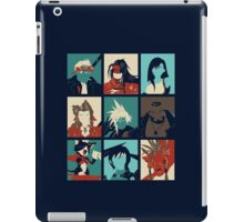 Final Pop Art iPad Case/Skin
