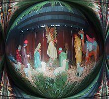 Nativty by Donna Sherwood