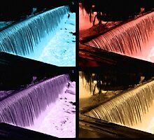 Waterfall by Jonathan Stafford