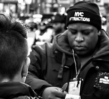 NYC Attractions by Mark Jackson