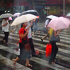 Summer Shower in Shanghai by culturequest
