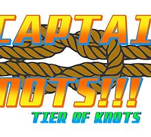 CAPTAIN KNOTS!!! by Exosaint
