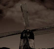 murky windmill by Matt Richardson