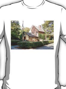 Captain Cook's Cottage T-Shirt