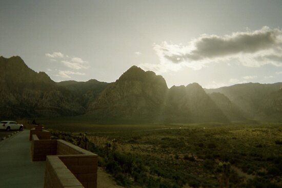 Red Rock Overview (Disposable) #4 by Snoboardnlife