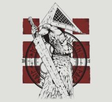 Pyramid Head Tribute by Dylan Nonya